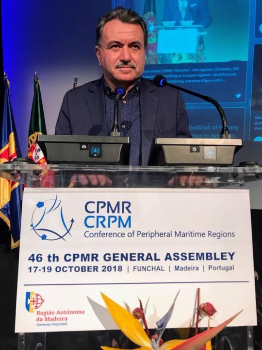 CPMR,GALIATSATOS